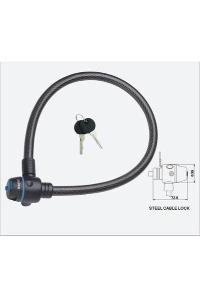 Zhonglı Anahtarlı 15X1000 mm Kilit 84118