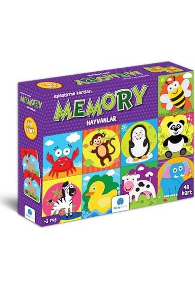 Gizz Memory Hayvanlar Hafıza Oyunu
