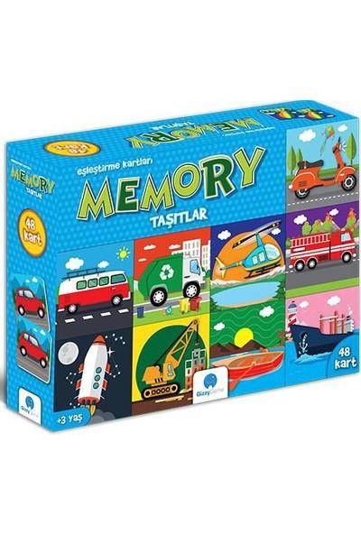 Gizz Game Memory Taşıtlar Hafıza Oyunu