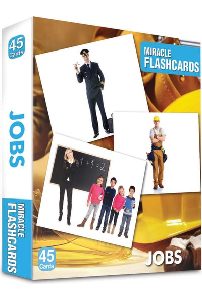 Miracle Flashcards Jobs 1-Kolektif
