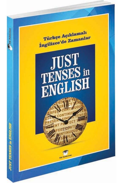 Just Tenses İn English (Cep Kitabı)-Kolektif