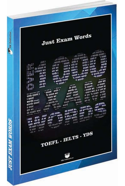 Just Exam Words (Cep Kitabı)-Kolektif