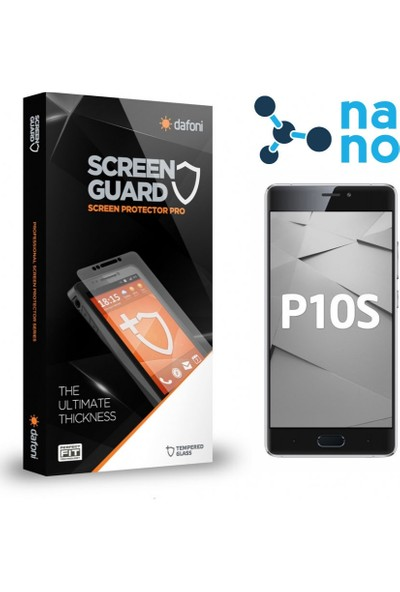 Dafoni reeder P10S Nano Glass Premium Cam Ekran Koruyucu