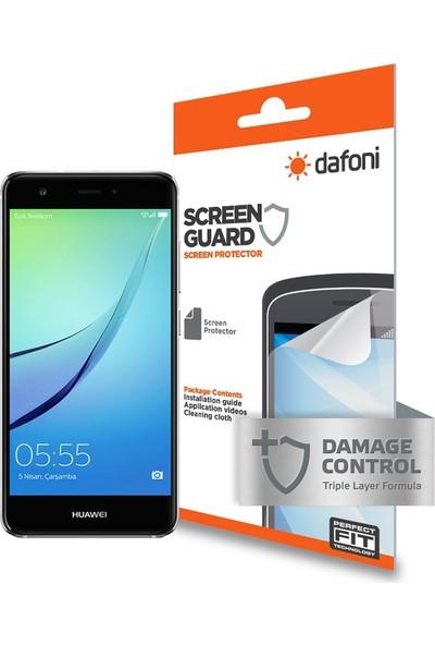 Dafoni Huawei Nova Darbe Emici Full Ekran Koruyucu Film