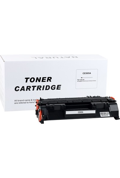 Natural Hp CF280A Toner Pro 400 M401d 401N 401DN M425DW (505A)