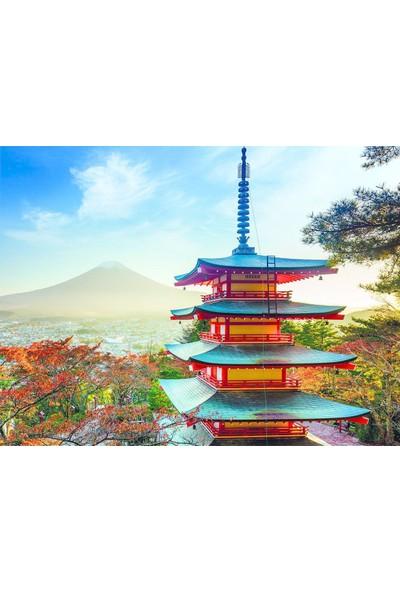 Dino Puzzle - Pagoda Çin Kulesi 1500 Parça Puzzle