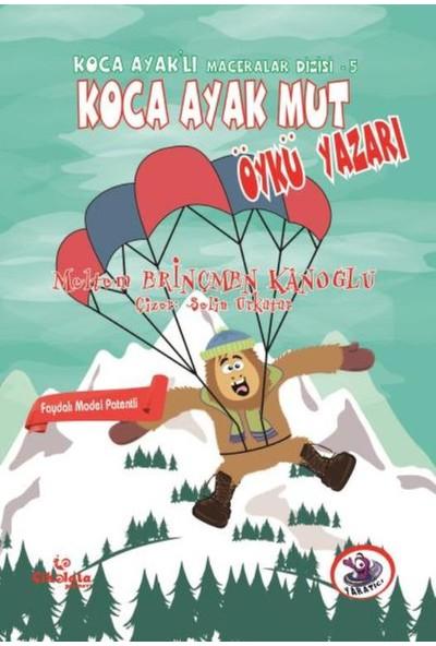 Koca Ayak Mut Öykü Yazarı:Koca Ayaklı Maceralar Dizisi 5