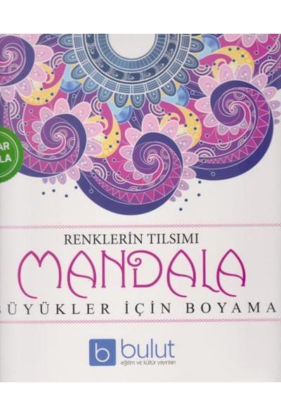 Renklerin Tılsımı Mandala Büyükler İçin Boyama