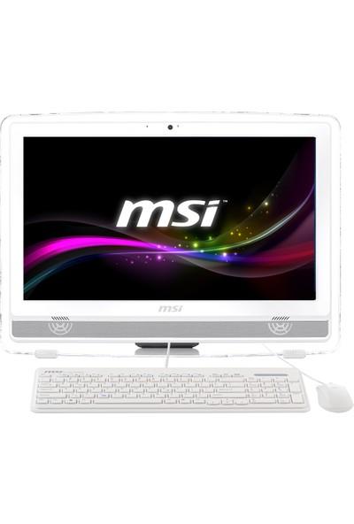 "MSI PRO 22E 7M-050XTR Intel Core i5 7400 8GB 1TB Freedos 21.5"" FHD All In One Bilgisayar"