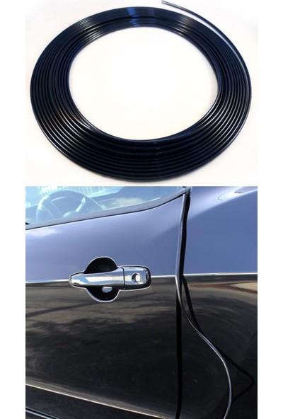 ModaCar Kapı Bagaj Koruyucu Siyah Şerit 15 Metre 422219