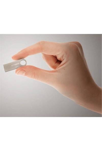 Kingston 16GB Mini Metal USB Bellek (DTSE9H/16GBZ)