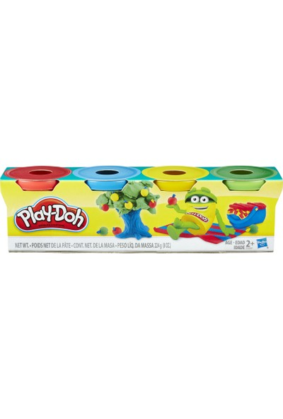 Play Doh Mini 4'Lü Hamur