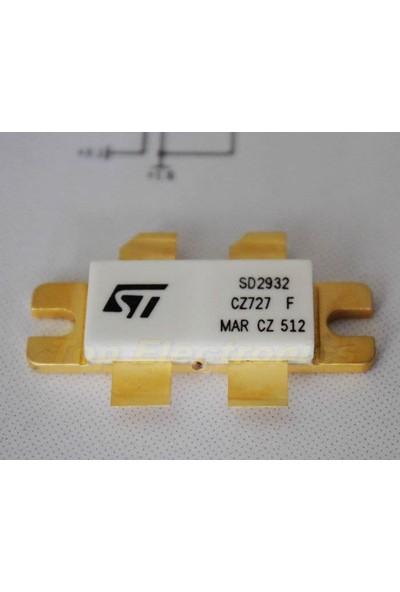 Stsd2932 St 300W Fm Transistör