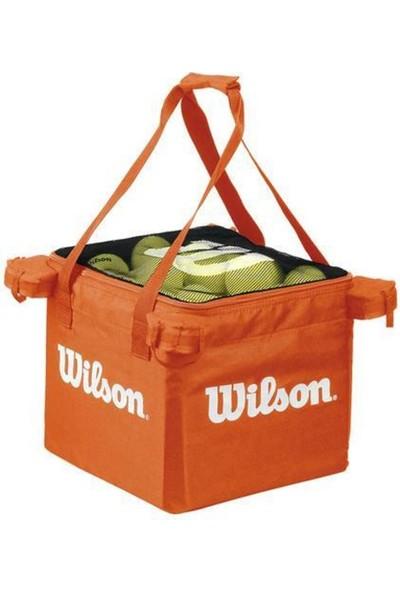 Wilson Tenis Top Arabası - TEACHING CART - Turuncu (WRZ541100)