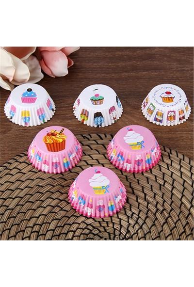 Queen's Kitchen Kağıt Muffin Kek Kalıbı 36 Ad. (29410)