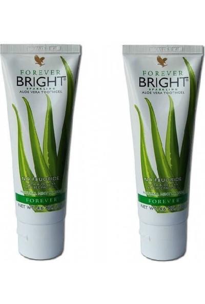 Forever Diş Macunu Bright Toothgel 2'li Set
