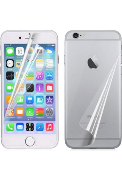 TeknoArea Apple iPhone 6/6s (4.7'') Full body Ekran Koruyucu Ön ve Arka Film