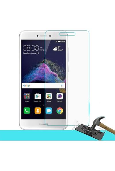 TeknoArea Huawei P9 Lite 2017 Temperli Cam Ekran koruyucu film