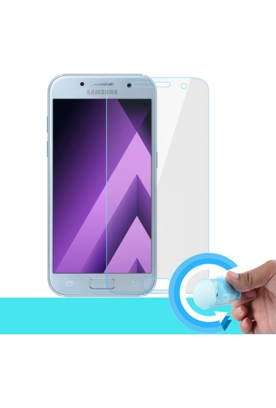 Teknoarea Samsung Galaxy A3 2016 Nano Cam Ekran koruyucu film