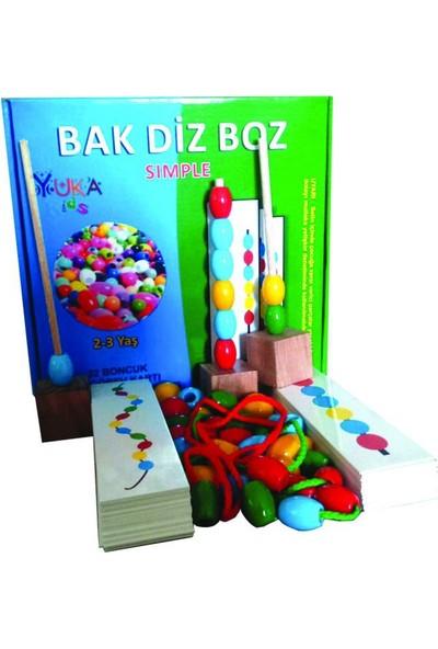 Yuka Kids Bak Diz Boz (Sımple)