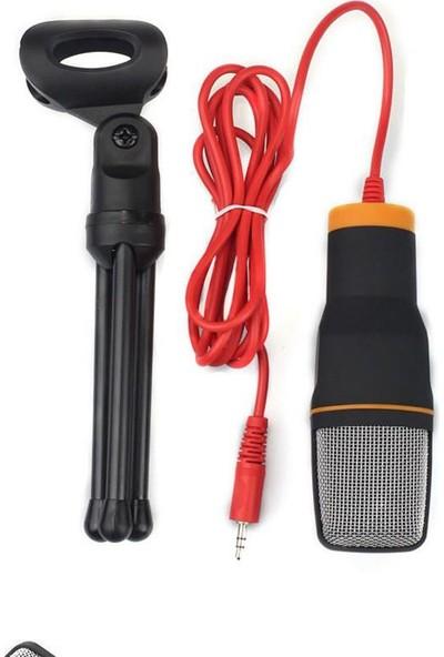 Appa Tripodlu Masaüstü El Mikrofonu Srf-1166-Mic