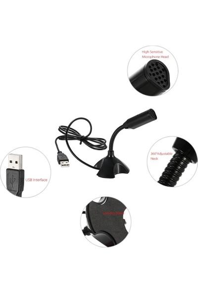 Appa Usb Mini Masaüstü Mikrofon Srf-1105-Mic