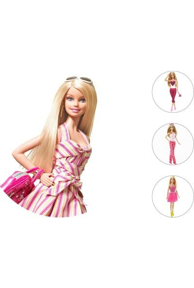 Barbie Gofret Kağıt Baskı (21 x 29 cm)