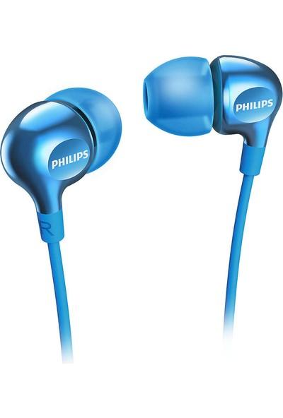 Philips SHE3700LB Kulakiçi Kulaklık (Turkuaz)