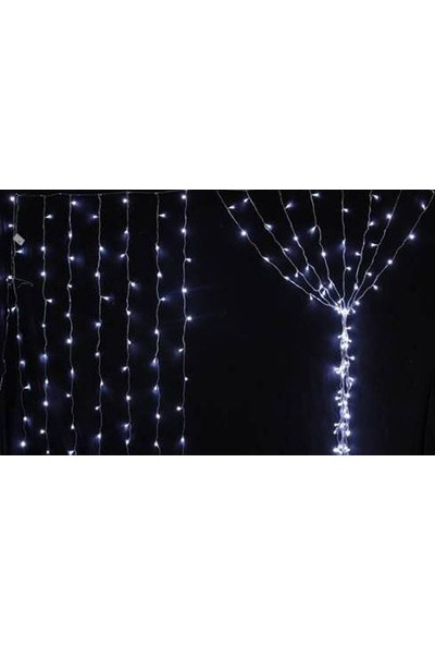 Wildlebend 100 Ledli Gün Işığı Yılbaşı Ağacı Işığı Led Ampül