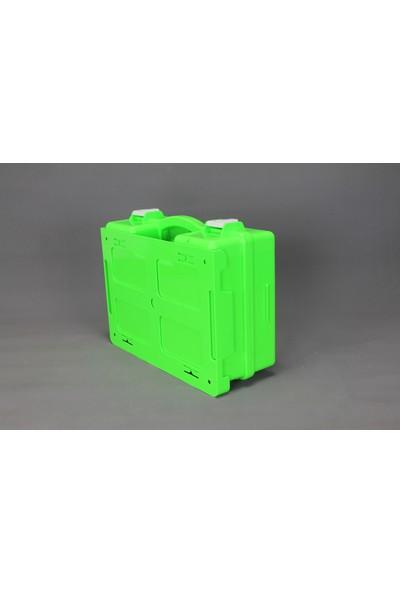 Gcs 99 Parça Yeşil İlk Yardım Çantası