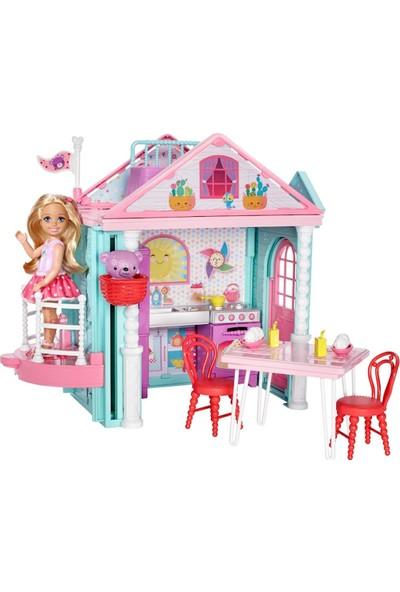 Barbie Chelsea İki Katlı Evi