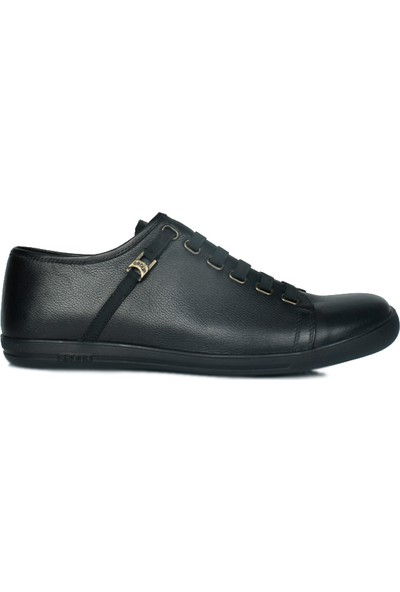 Kalahari 850660 039 013 Erkek Siyah Günlük Ayakkabı