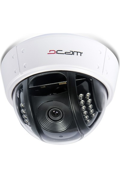 D Cam Analog Dome Kamera