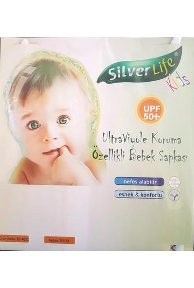 Silverlife Uv Korumalı Bebek Şapkası