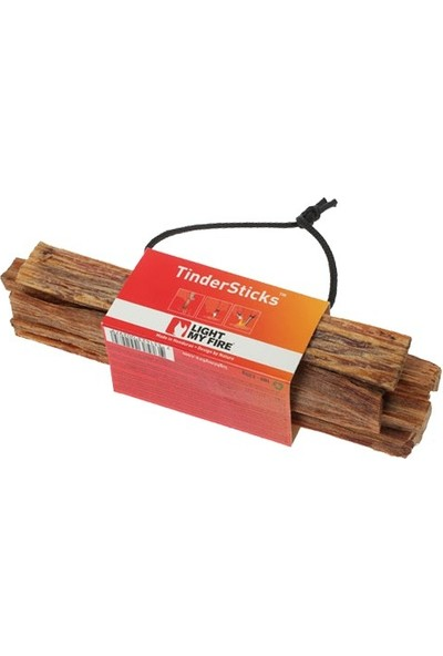 Light My Fire® TinderStik™ Kolay Tutuşan Doğal Çıra