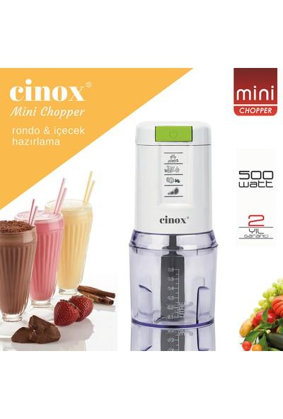 Cinox Mc 2010 Rondo & İçecek Hazırlama Robotu