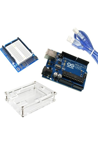 Set Arduino Uno Combo Set