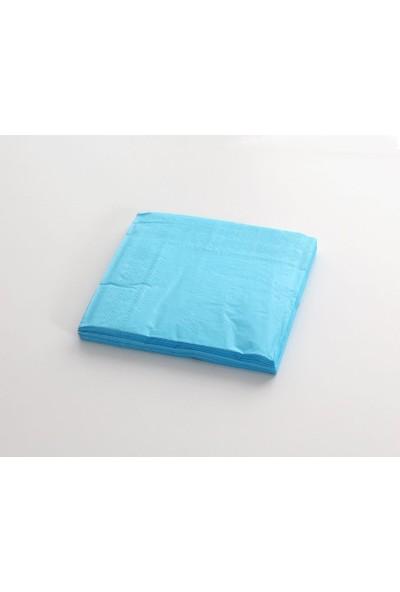 Moderona Kağıt Peçete Mavi 33x33