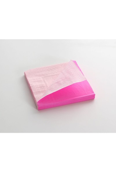 Moderona Kağıt Peçete Pembe 33x33