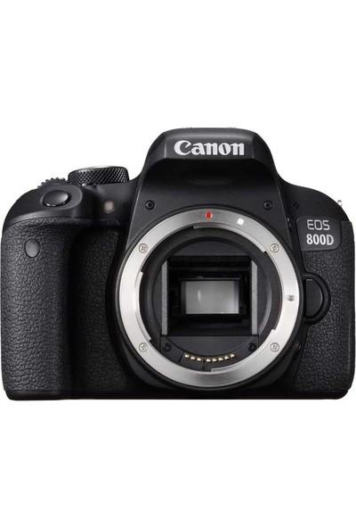 Canon EOS 800D Body + Hafıza Kartı + Çanta