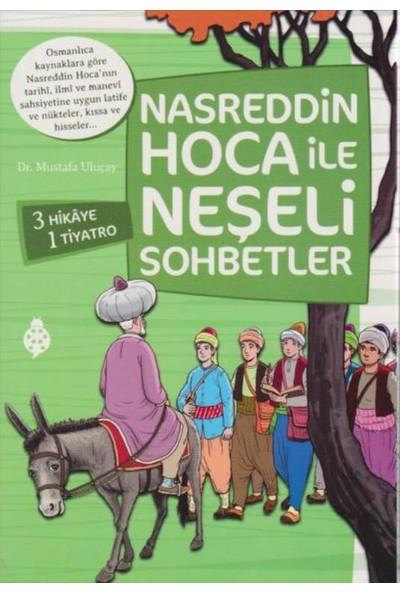 Nasreddin Hoca İle Neşeli Sohbetler 4 Kitap Takım - Mustafa Uluçay