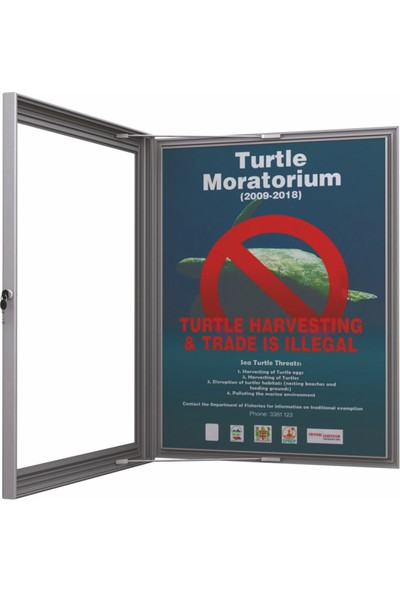 ORES Poster Board - B1 (700x1000 mm.)