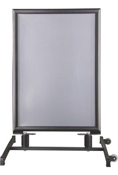ORES Tekerlekli Poster Swing - B2 (500x700 mm.)