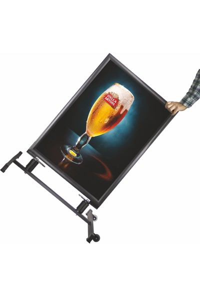 ORES Tekerlekli Poster Swing - B1 (700x1000 mm.)