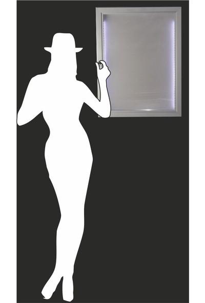 ORES LED Işıklı İlan Dolabı - 1xA4