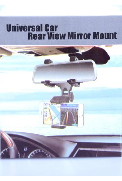 Buffer Aynaya Takılan Telefon Tutucu