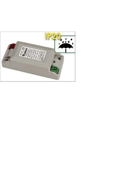 Yıldırım 12 Volt 2 Amper Pano Tipi Adaptör