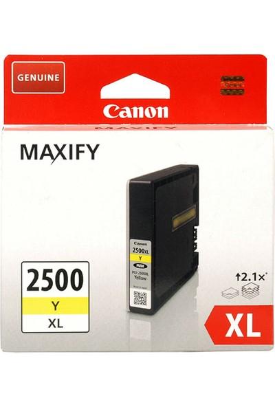 Canon 2500Xly Sarı Orjinal Kartuş