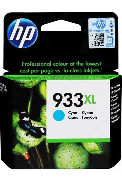 Hp Cn055A 933Xl Orjinal Mavi Kartuş