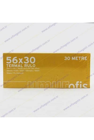 Umur Termal Rulo 56X30 10'Lu Paket